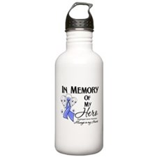 In Memory Esophageal Cancer Water Bottle