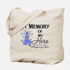 In Memory Esophageal Cancer Tote Bag