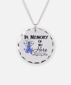 In Memory Esophageal Cancer Necklace