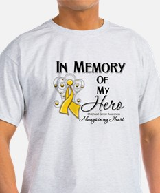 In Memory Childhood Cancer T-Shirt