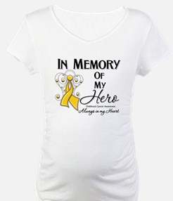 In Memory Childhood Cancer Shirt