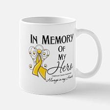 In Memory Childhood Cancer Mug