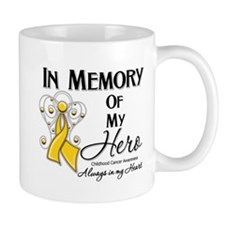 In Memory Childhood Cancer Mug