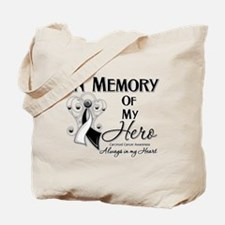 In Memory Carcinoid Cancer Tote Bag