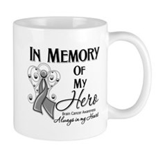 In Memory Brain Cancer Mug
