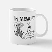 In Memory Brain Cancer Mug