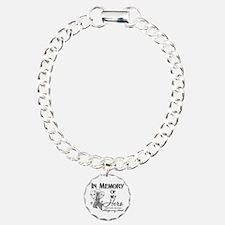 In Memory Brain Cancer Bracelet