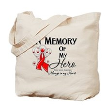 In Memory Blood Cancer Tote Bag