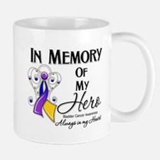In Memory Bladder Cancer Mug