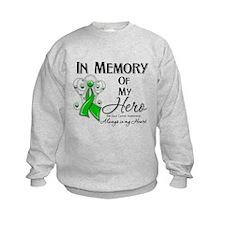 In Memory Bile Duct Cancer Sweatshirt