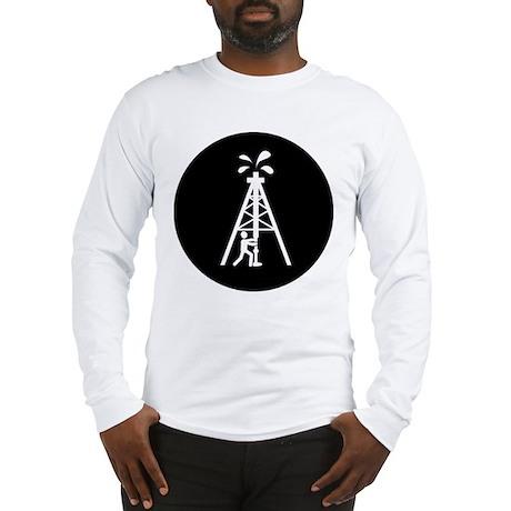 Oil Driller Long Sleeve T-Shirt