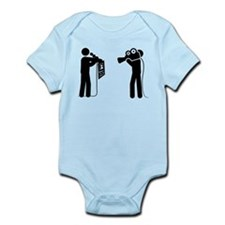 Reporter Infant Bodysuit