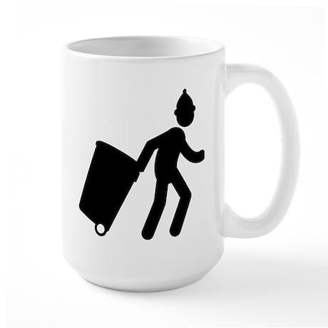 Waste Collector Large Mug