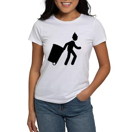 Waste Collector Women's T-Shirt
