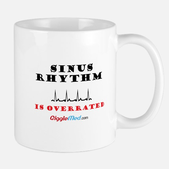 Sinus is Overrated 02 Mugs