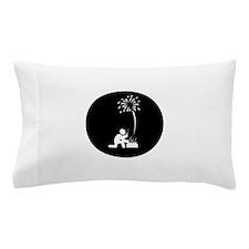 Pyrotechnician Pillow Case