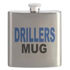 DRILLERS MUG Flask