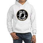 Masonic POW/MIA Warrior Hooded Sweatshirt