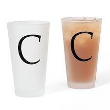 C_Book_Antiqua_black.psd Drinking Glass