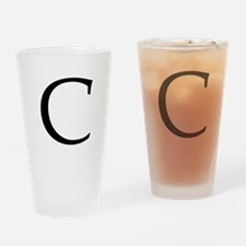 C_Book_Antiqua_black.psd Drinking Glass