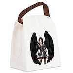 heifer3.jpg Canvas Lunch Bag