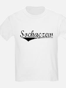 Sochaczew, Aged, T-Shirt