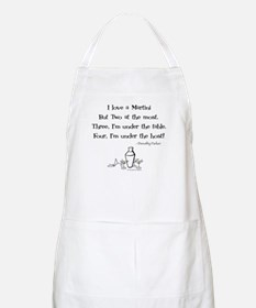 Martini Love! BBQ Apron