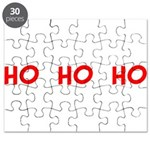 Ho Ho Ho Puzzle