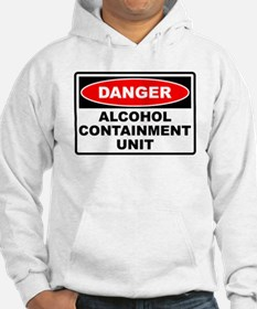 Alcohol Containment Hoodie Sweatshirt