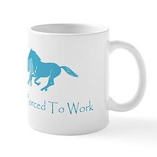 Forced To Work Mug