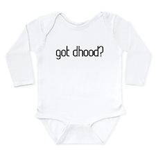 got dhood? Body Suit