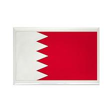 Bahrain Rectangle Magnet