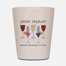 WINE Shot Glass