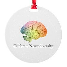 Celebrate Neurodiversity Ornament