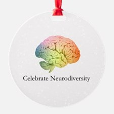 Celebrate Neurodiversity Ornament
