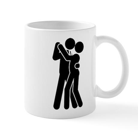 Ballroom Dancing Mug