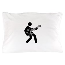 Bassist Pillow Case