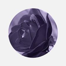 "Purple Rose 3.5"" Button"