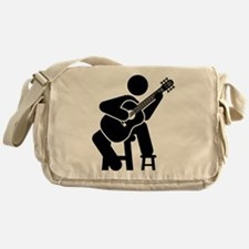 Classical Guitar Messenger Bag