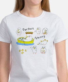 Perfect Nanny Women's T-Shirt