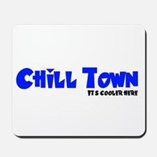 Cooler Here Mousepad
