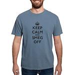 FIN-keep-calm-smeg-off.png Mens Comfort Colors Shi