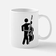 Double Bassist Mug