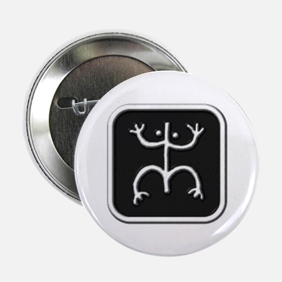 """Taino Collection 2.25"""" Button (100 pack)"""