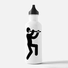 Flutist Water Bottle
