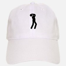 Harmonica Player Baseball Baseball Cap