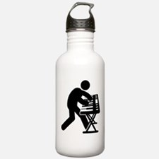Keyboardist Water Bottle
