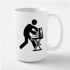 Keyboardist Large Mug