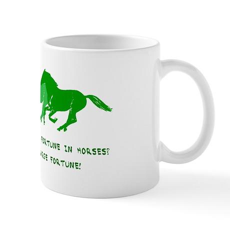 Horse's Small Fortune Mug