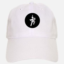 French Horn Baseball Baseball Cap